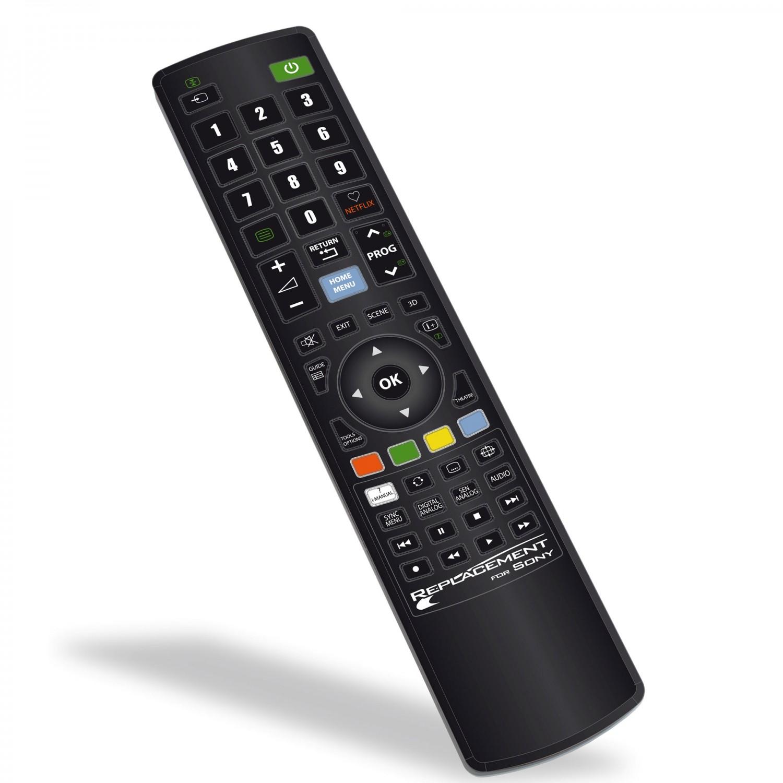 Telecomanda universala pentru televizoare SONY, Jolly, neagra