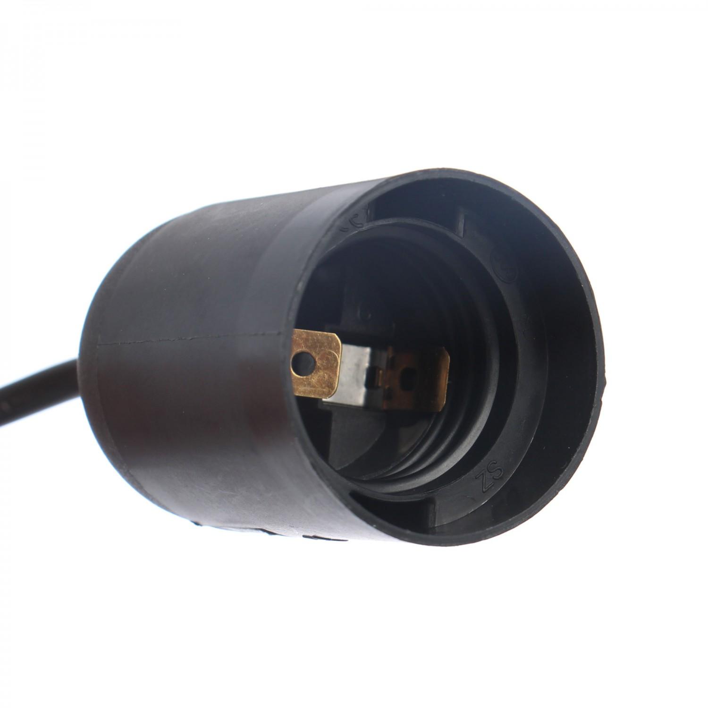 Dulie E27 plastic Hoff cu conector