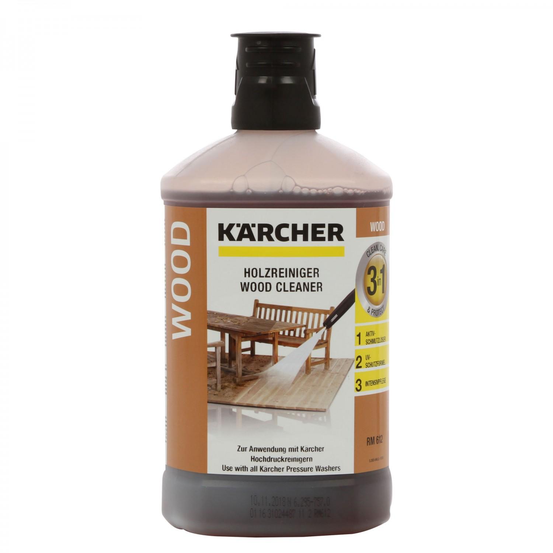 Detergent pentru lemn, Karcher  3-in-1, 6.295-757.0, 1 litru
