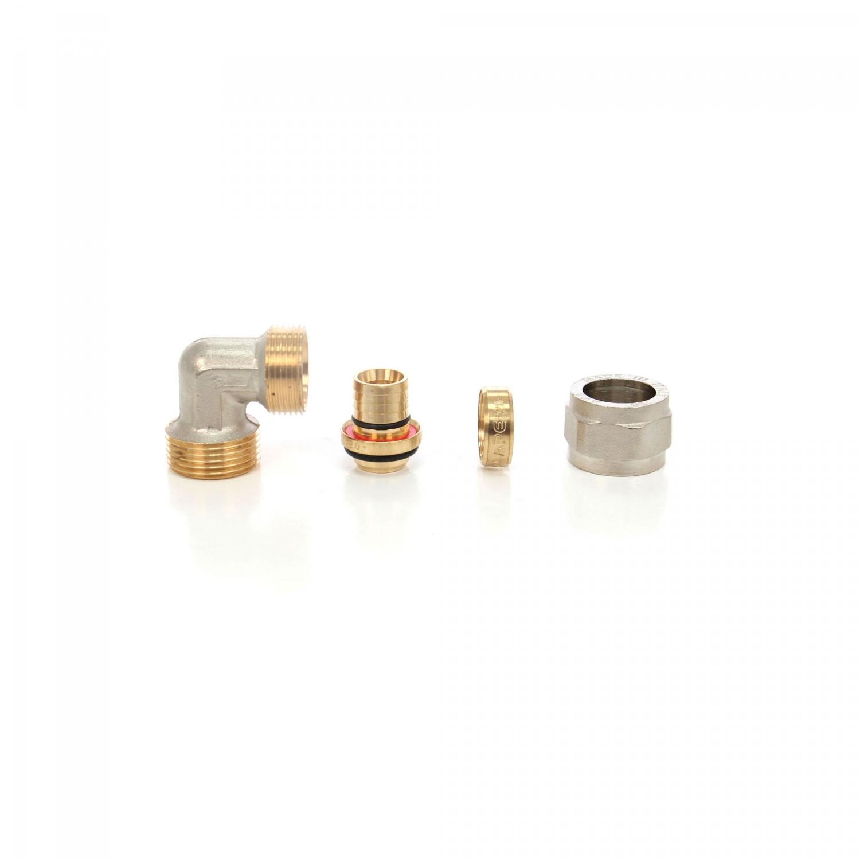 Cot alama, conector, FE, 20 mm x 3/4 inch, 753 L