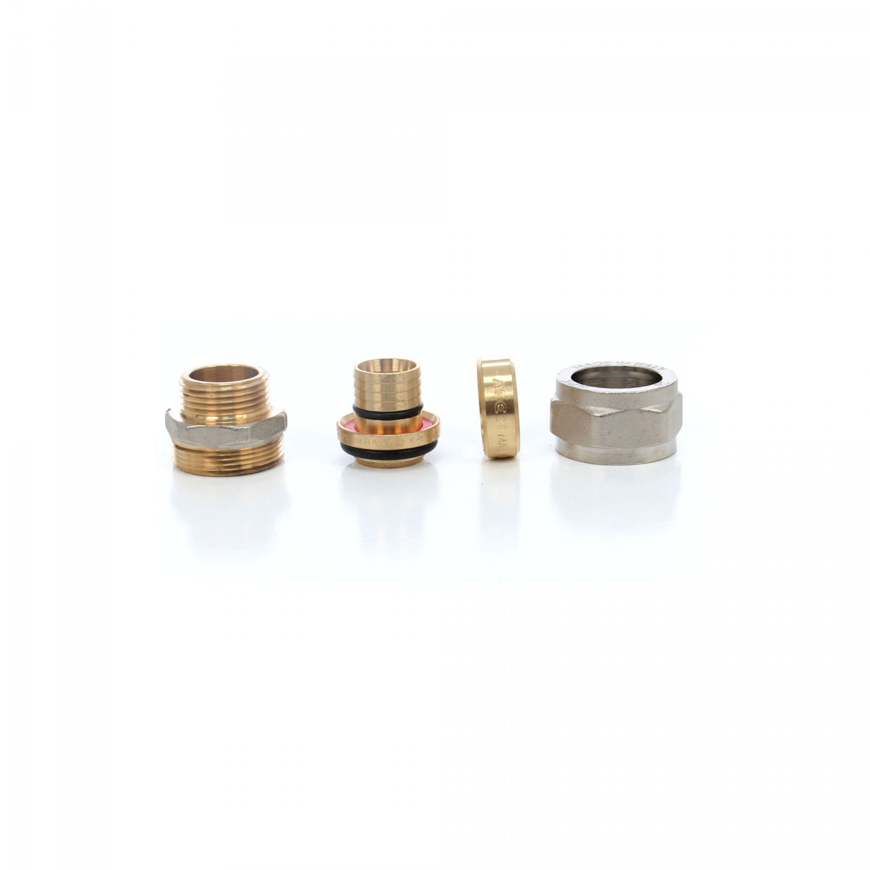 Racord pentru teava multistrat, FE, D 26 mm x 3/4 inch, 701L
