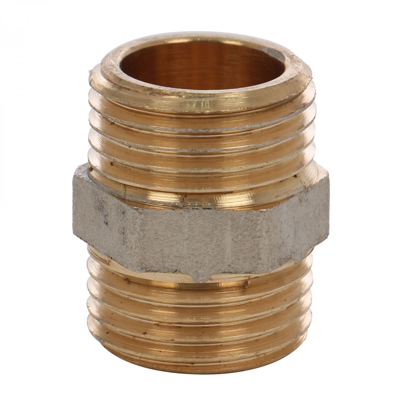 Niplu alama, FE-FE, 3/4 inch, 582