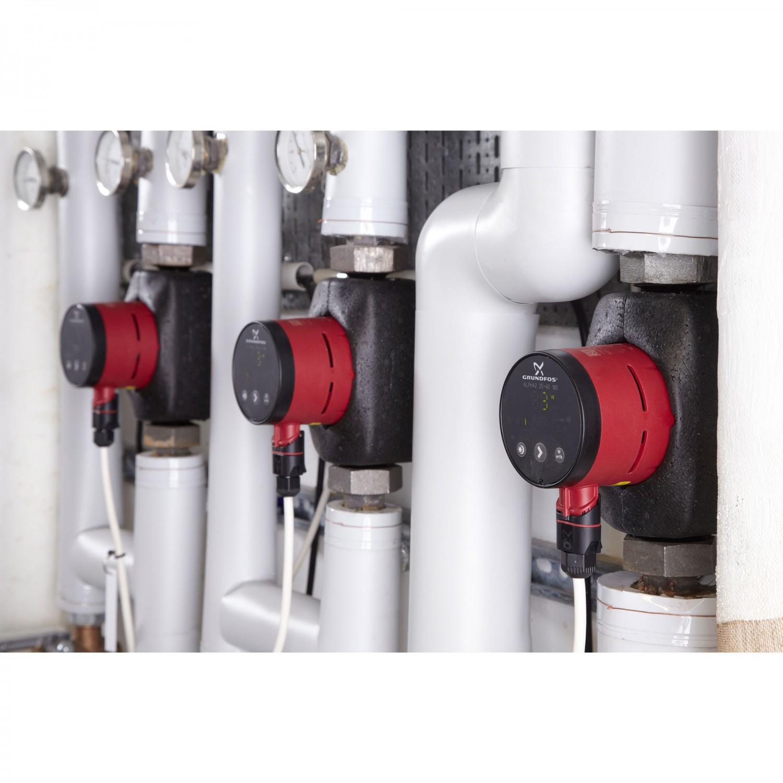 Pompa de circulatie Grundfos Alpha2 25-40 180, H max. 4 m, Q max. 2.4 mc/h, PN 10, 230V, 95047500/97704990