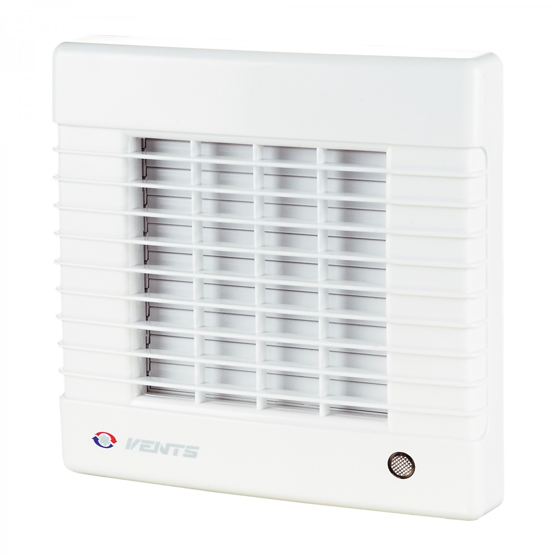 Ventilator automat cu intrerupator Vents 150 MAV, D 150 mm, 26 W, 2400 RPM, 295 mc/h
