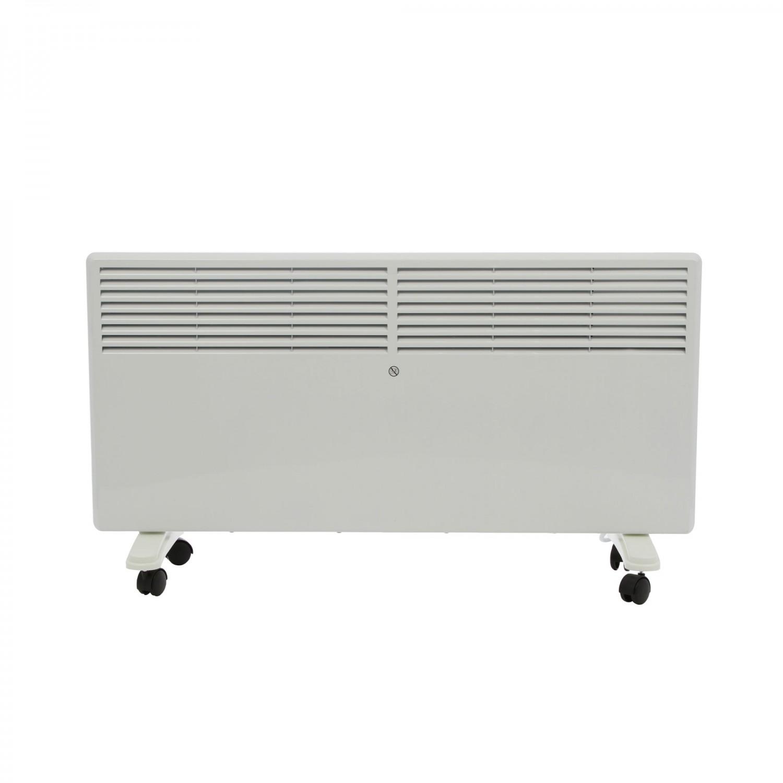 Convector electric PN2500, 2 trepte, 2500 W, termostat termoreglabil