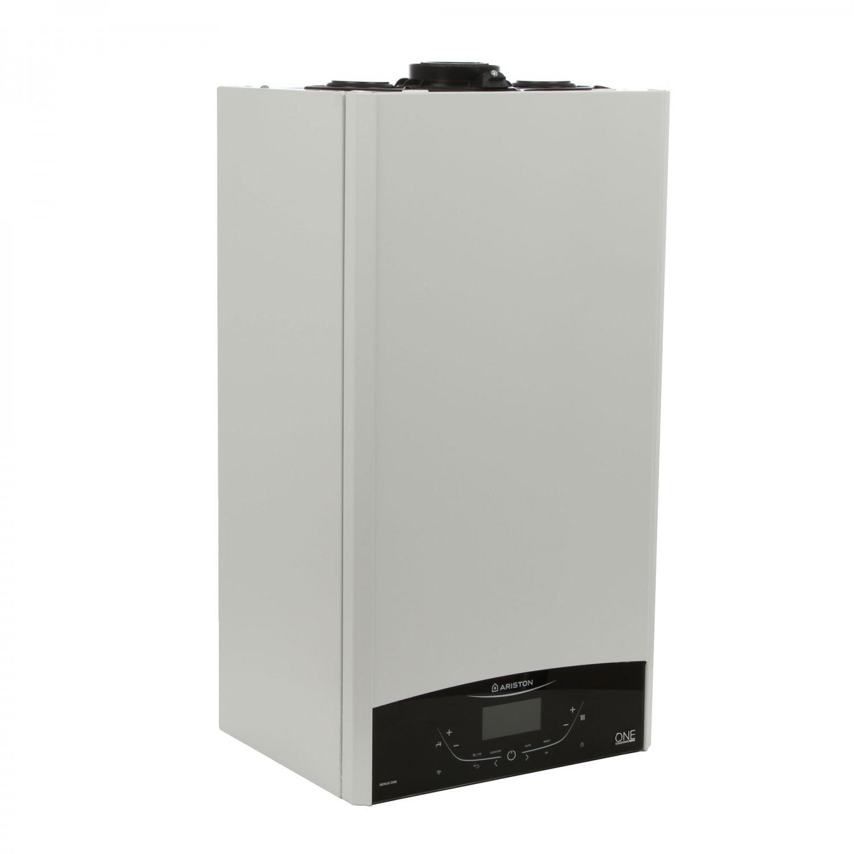 Centrala termica pe gaz, cu condensare, Ariston Genus One 30 kW, fara kit evacuare