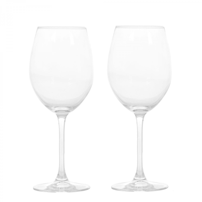 Pahar vin rosu, 44738, din sticla, 615 ml, set 2 bucati