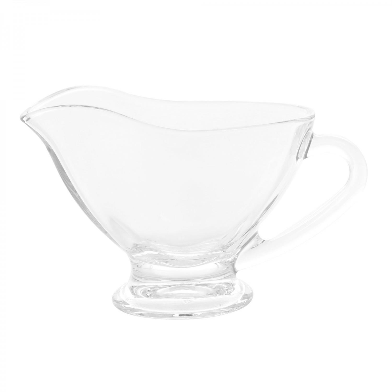 Sosiera, sticla transparenta, 55012 170 cc, 12.5 x 9.3 cm