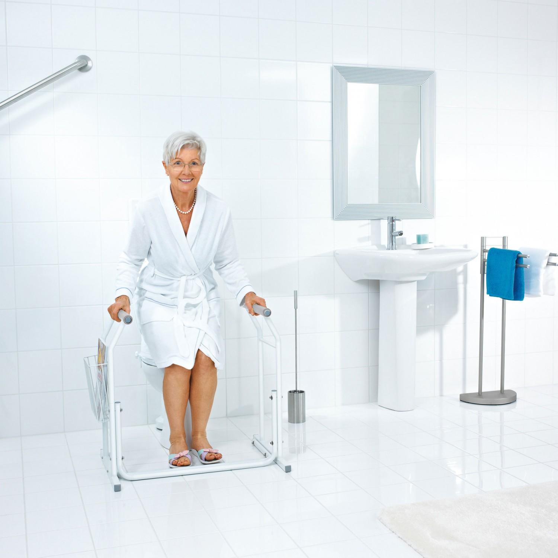 Cadru mobil pentru baie, Davo Pro Ridder A0110101, alb, 66 x 71.5 x 49 cm