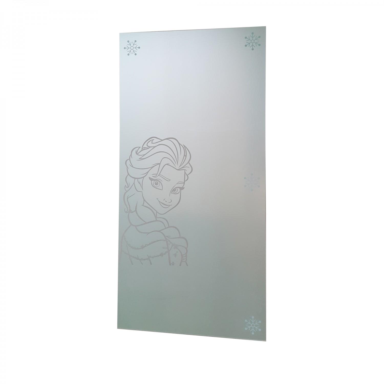 Oglinda baie, print Regina Zapezii, 100 x 50 cm