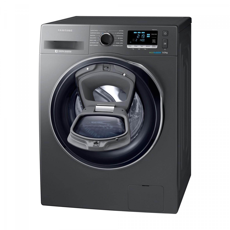 dedeman masina de spalat samsung ww90k6414qx le add wash 9 kg a dedicat planurilor tale. Black Bedroom Furniture Sets. Home Design Ideas