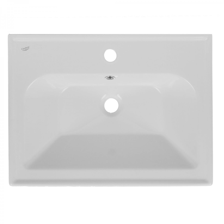 Lavoar Arthema Frame 0060FR, alb, dreptunghiular, 60 cm