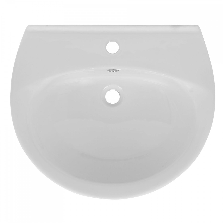 Lavoar Sanindusa Aveiro 103310004, alb, rotunjit, 60 cm