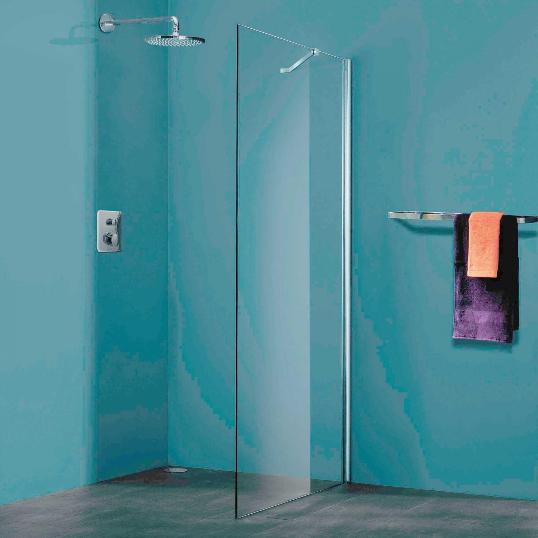 Perete dus tip walk - in, sticla, Design SP850 AP 21H016085, 85 x 190 cm