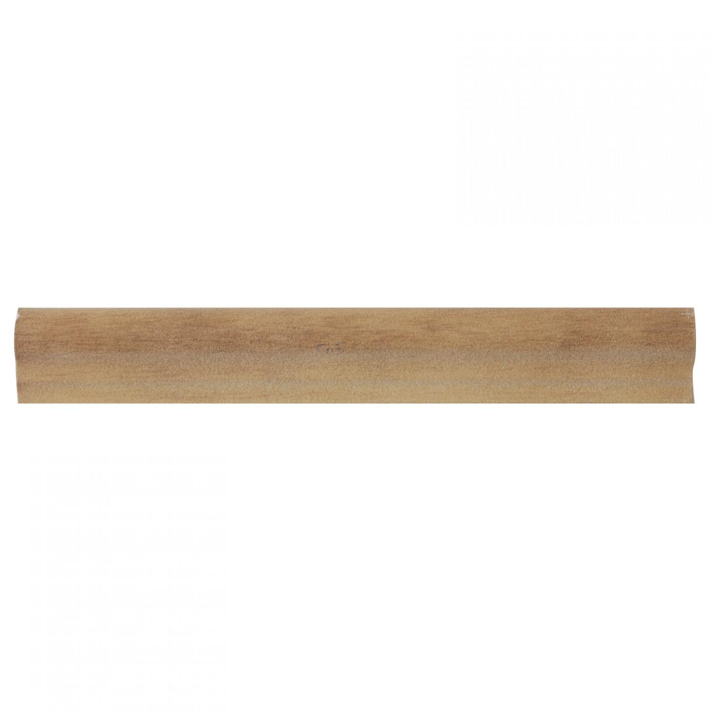 Bordura ceramica pentru treapta, TCE-505, bej, mata, dreptunghiulara, 5 x 36 cm