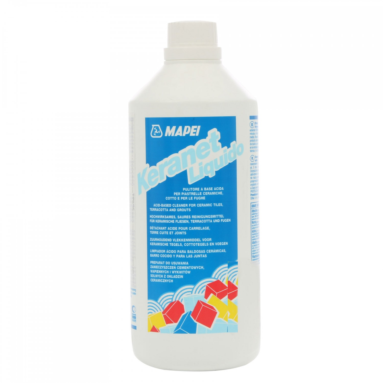 Detergent pentru curatarea murdarii pe baza de ciment Keranet Liquido, 1L