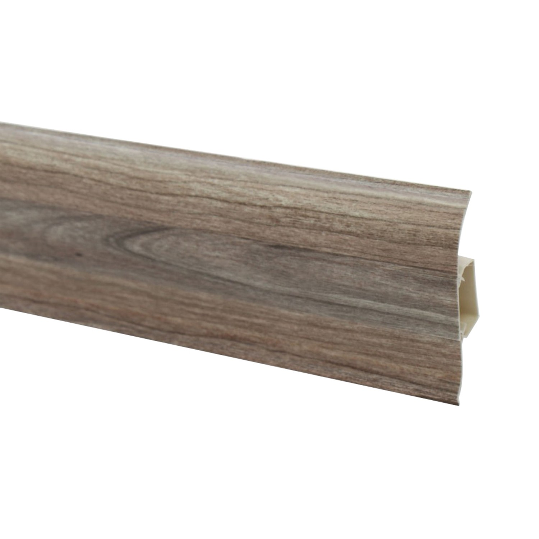Plinta PVC Smart 153 stejar argintiu 2.5 m