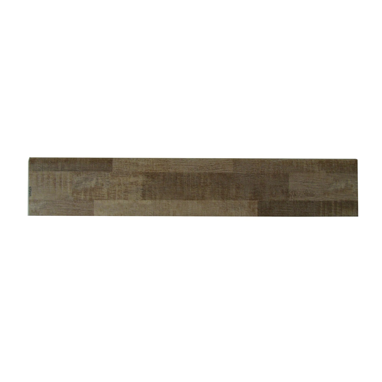 Plinta gresie ceramica Essenze, mata, bej, 8 x 45 cm