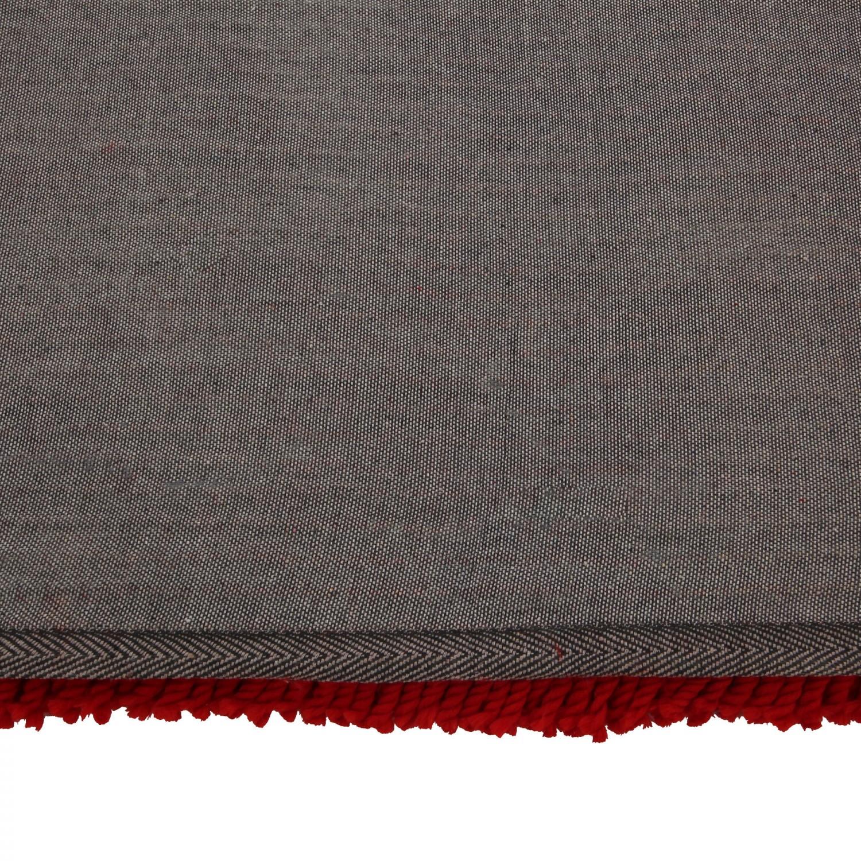 Covor living / dormitor Wuhan Chip microfibra 15 poliester dreptunghiular rosu 140 x 200 cm