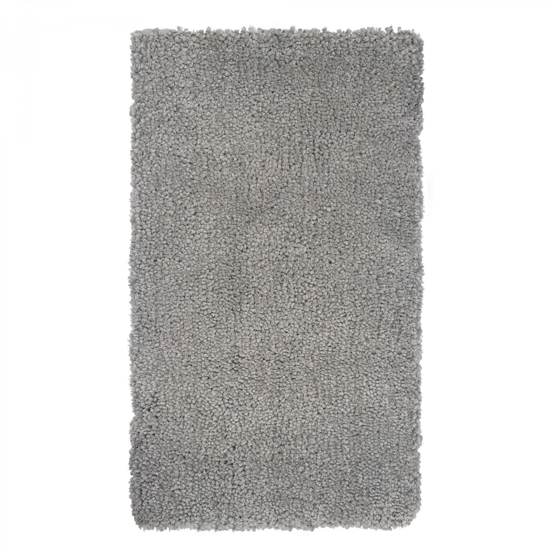 Covor living / dormitor Wuhan Chip microfibra 06 poliester dreptunghiular gri 140 x 200 cm