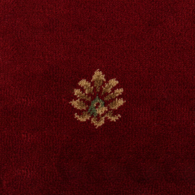 Mocheta tesuta Tarkett Solid 331453000 rosu cl. 21, 4 m