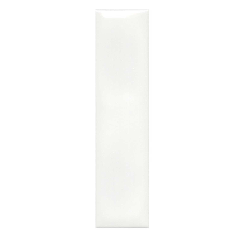 Faianta baie / bucatarie Arles Blanco lucioasa 7.5 x 30 cm