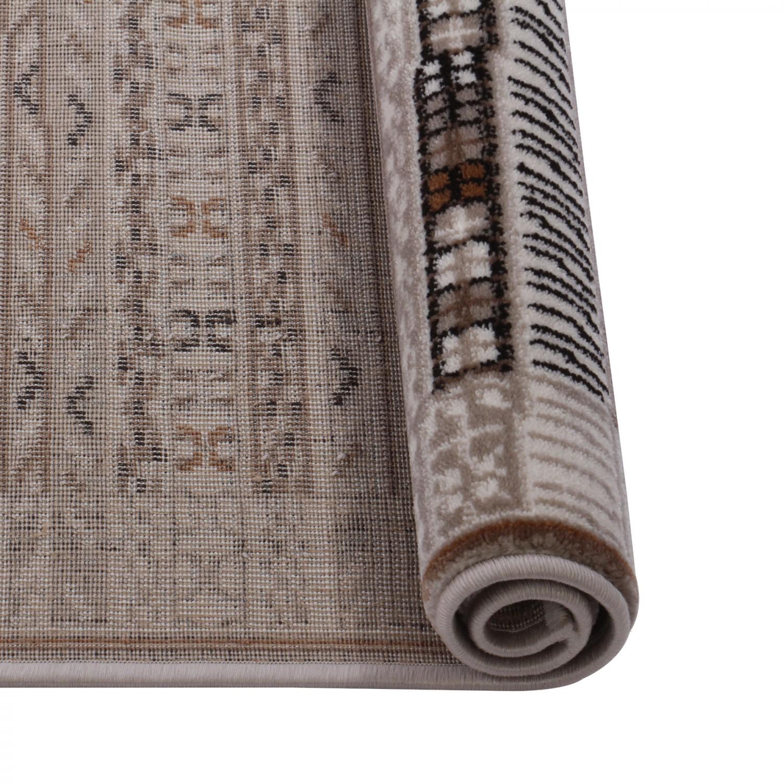 Covor living / dormitor Carpeta Delta 66961-43255 polipropilena heat-set dreptunghiular crem 200 x 300 cm