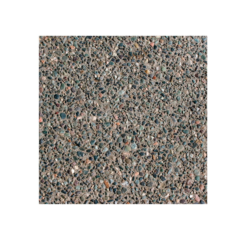 Gresie exterior / interior portelanata antiderapanta Grava marengo, mata, gri, imitatie piatra, 40 x 60 cm