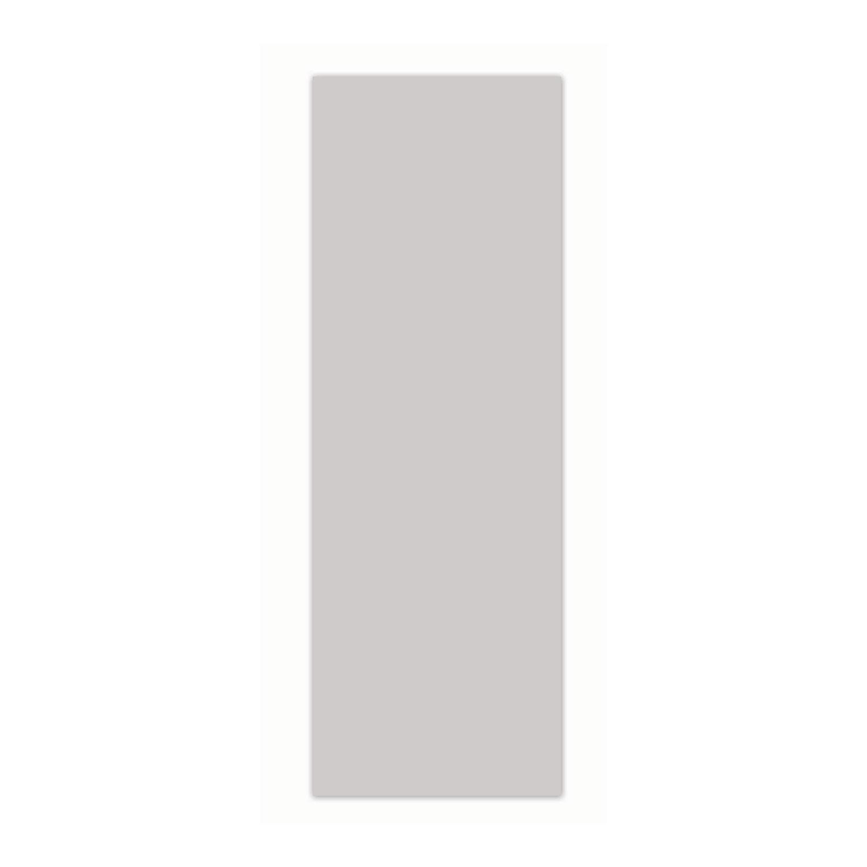 Faianta baie / bucatarie Glossy gri lucioasa 10 x 30 cm