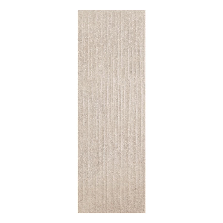 Faianta baie / bucatarie Chelsea Lines bej lucioasa 28.5 x 85.5 cm