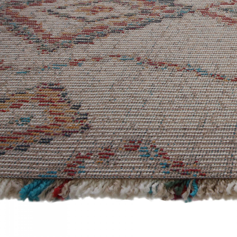 Covor living / dormitor Sherpa 52641-060 polipropilena heat-set bej 140 x 200 cm