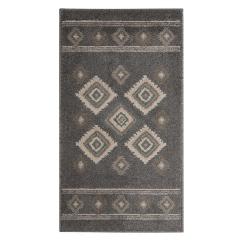 Covor living / dormitor Oriental Weavers Norway E 5960/EM1 polipropilena BCF dreptunghiular gri 160 x 235 cm