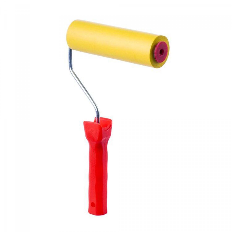 Trafalet pentru tapet Holzer, cauciuc, rola de 15 cm, D 40 mm