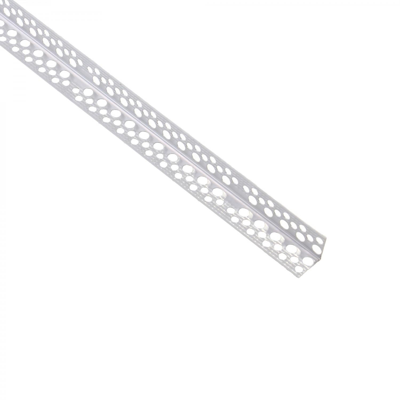 Profil rigips de colt, din aluminiu, 30 x 30 mm 3 m