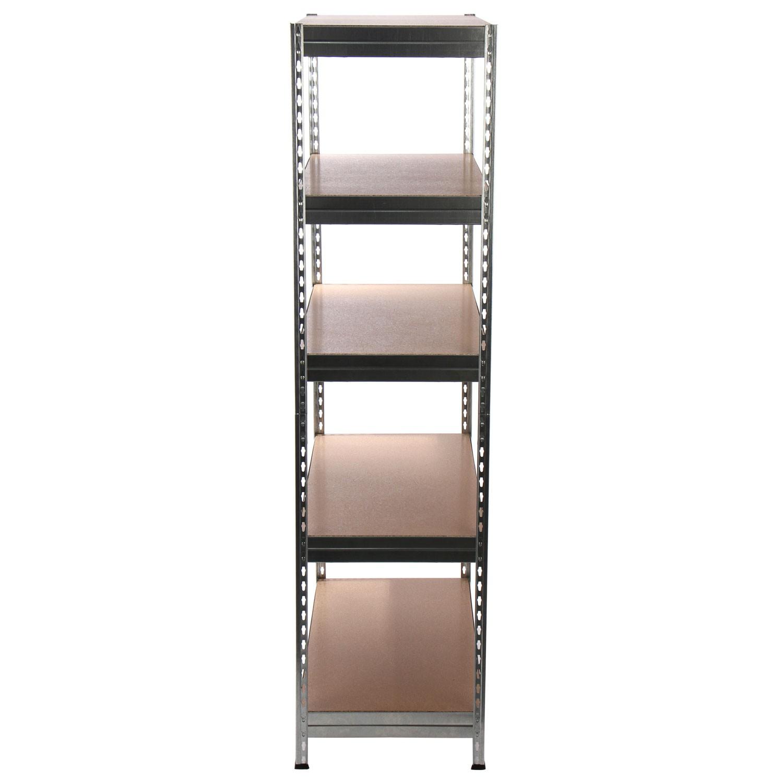 Raft metalic depozitare Stabil 265 192 x 100 x 50 cm 265 kg/polita