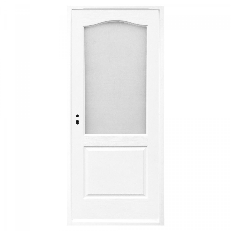 Dedeman usa interior celulara cu geam eco euro doors for Eco doors