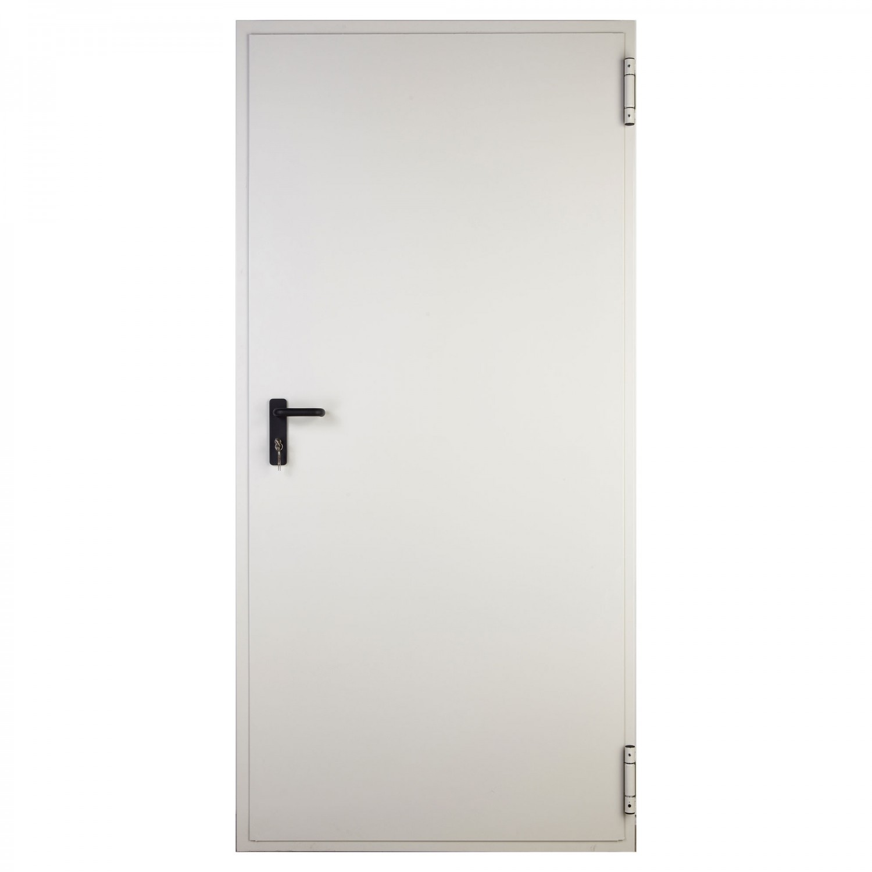 Usa multifunctionala Megadoor, tabla, deschidere reversibila, alba, 80 x 205 x 8.7 cm