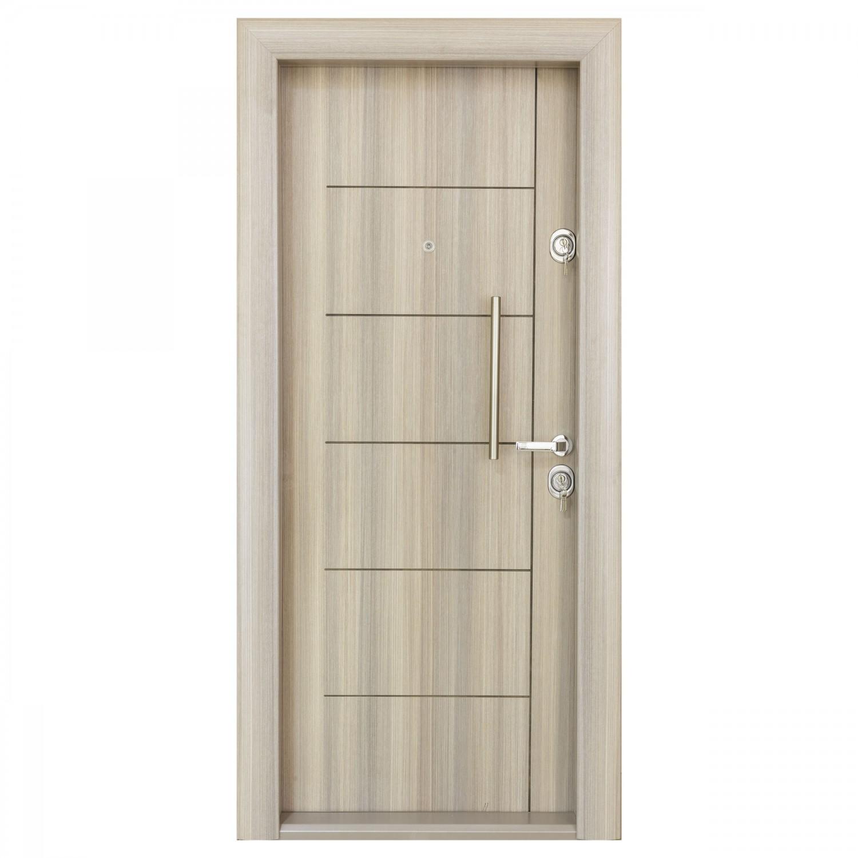 Usa interior metalica Arta Door 303, stanga, siena, 201 x 88 cm