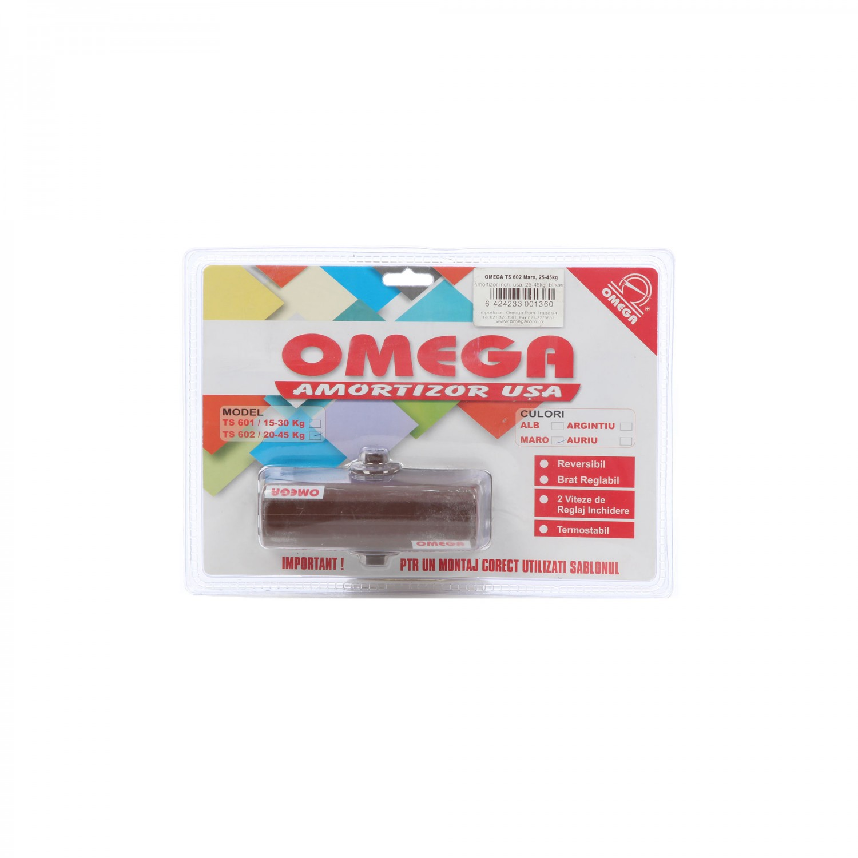 Amortizor usa, hidraulic, Omega TS 602, maro, maxim 45 kg