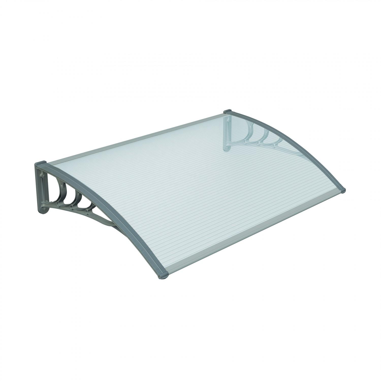 Copertina protectie solara si vant, material plastic, gri, 1260x760 mm