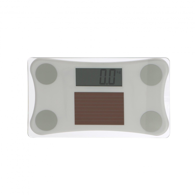 Cantar electronic pentru baie, incarcare solara, TB2678S, LCD, 150 kg