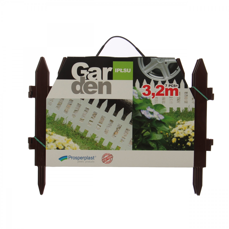 Gardut Garden clasic, maro, 3,2 m x 35 cm