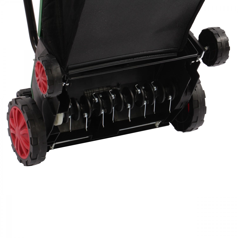 Aerator / scarificator gazon Grunman, 1500 W + sac colector 30 l