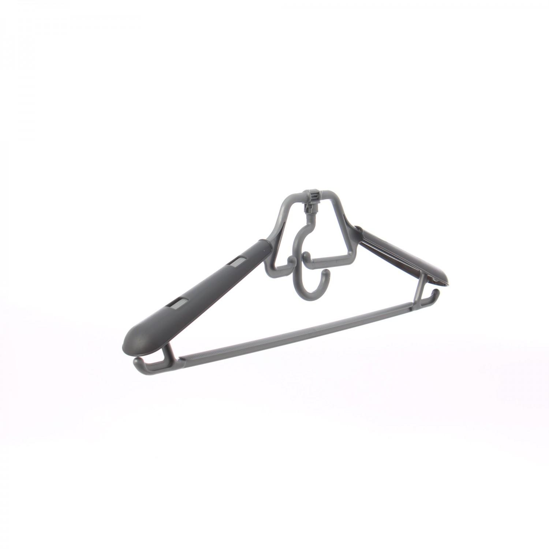 Umerase haine Agora Plast, extensibile, cu cap rotativ, 42 x 22.5 cm, set 3 bucati