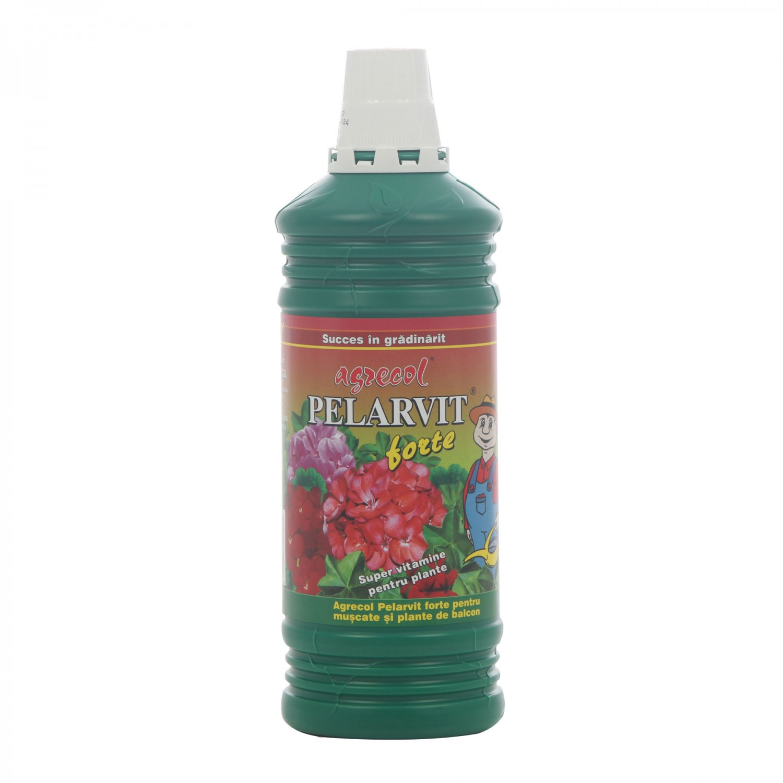 Ingrasamant pentru muscate Agrecol Pelarvit Forte, lichid, 1 L