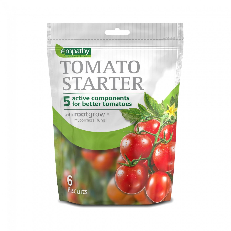 Starter cu micoriza pentru tomate Empathy, 6 buc