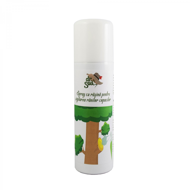 Spray cu rasina Dr Soil, pentru sigilarea ranilor pomilor, 200 ml