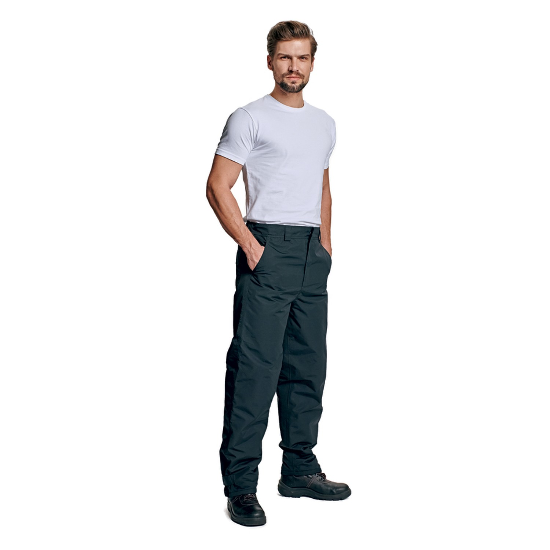 Pantaloni pentru protectie Rodd, nailon, negru, marimea S
