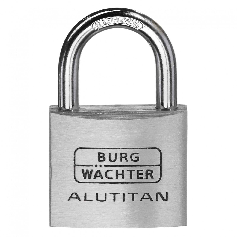 Lacat aluminiu Alutitan 770/40 SB, 40 mm, 2 buc