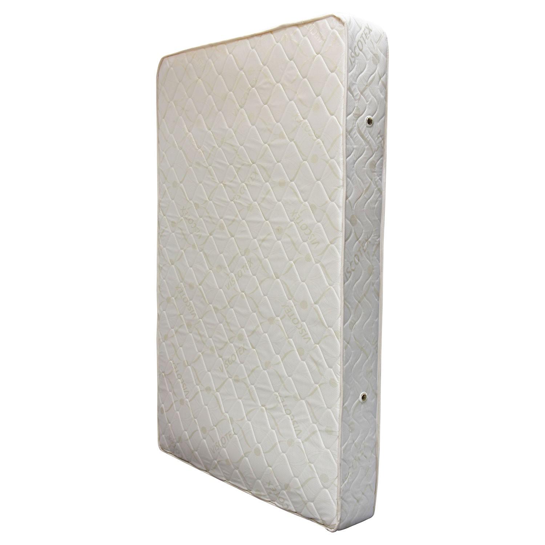 Saltea pat Viscotex superortopedica cu spuma poliuretanica si arcuri 140x200 cm
